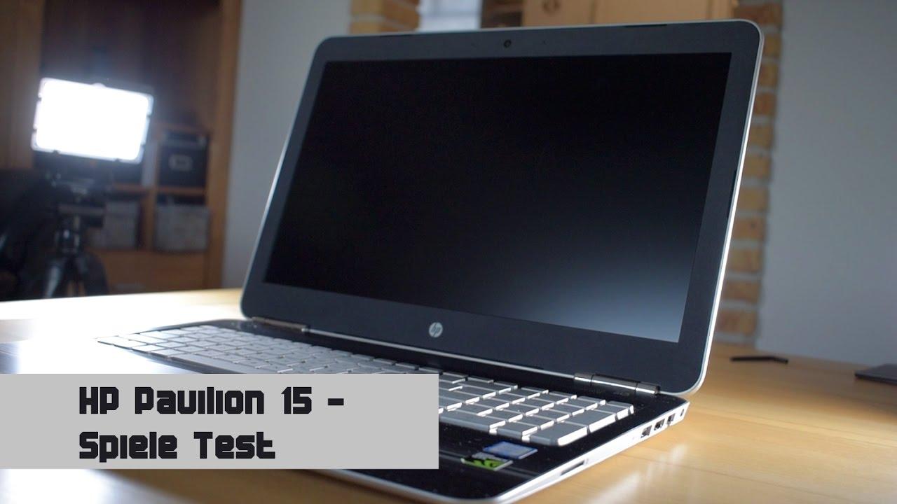 HP Pavilion Spiele Test GTA V Minecraft CoD BO - Minecraft computer spielen