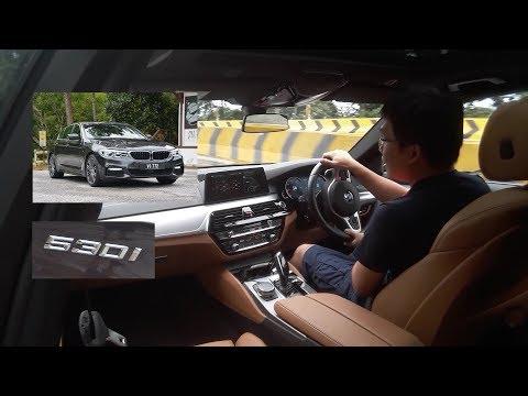 BMW 5 Series (G30) 530i M Sport Malaysia - Genting Run 衝上雲頂 001