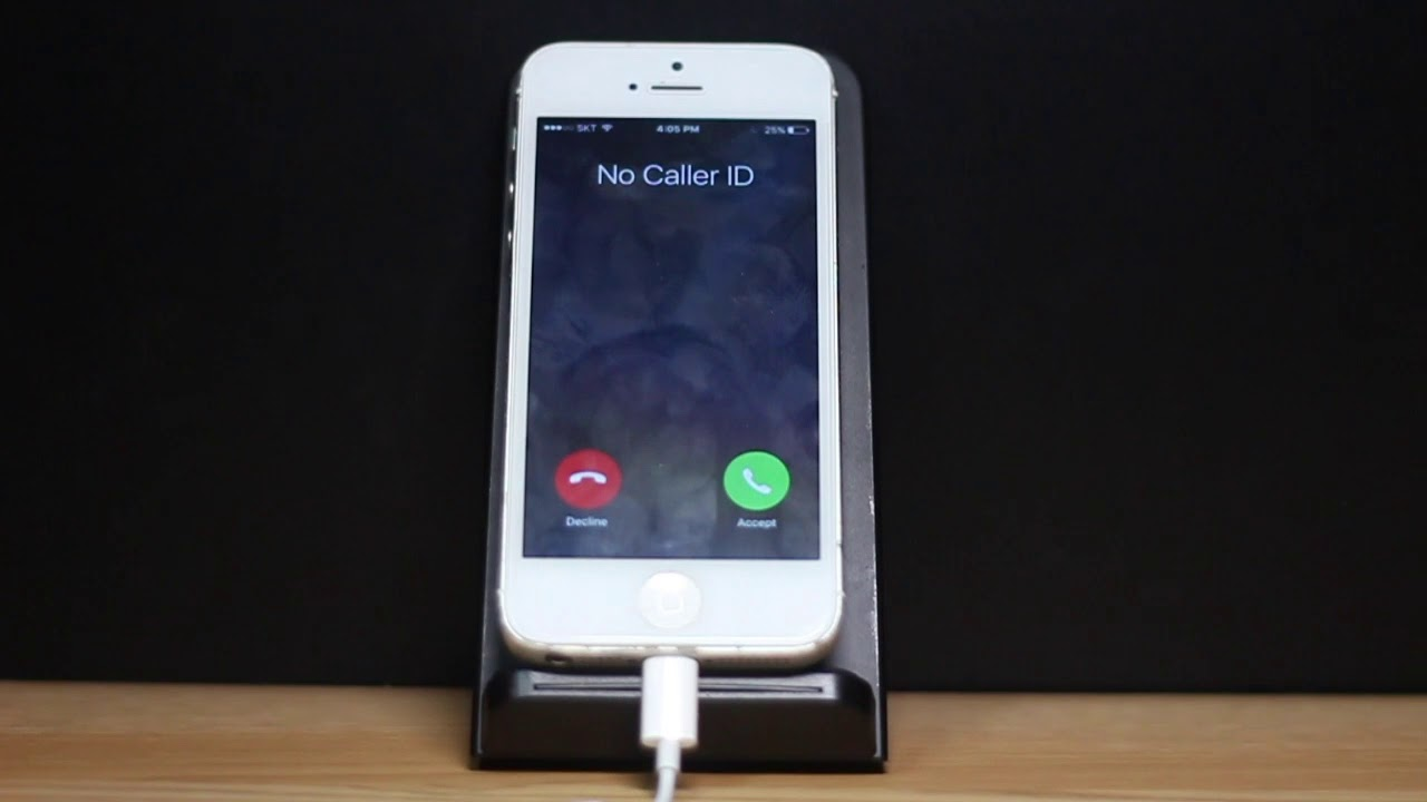 iPhone 5 incoming call Default Ringtone (Opening) - YouTube