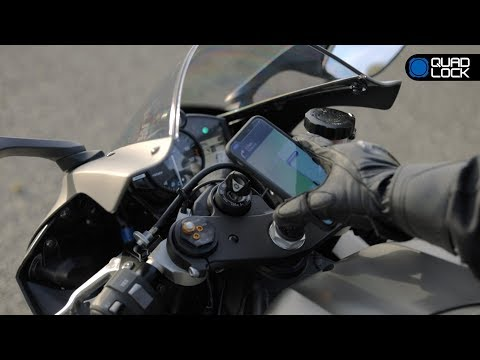 Quad Lock - Fork Stem Smartphone Mount (2019)