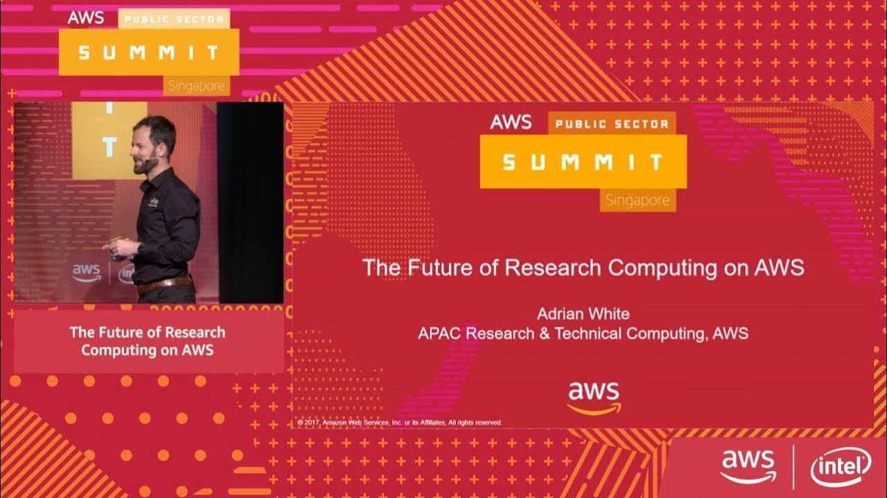 The Future of Research Computing on AWS