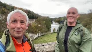 Day 7 Live from the river Avon