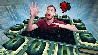 I Found The End Portal In Minecraft Hardcore!