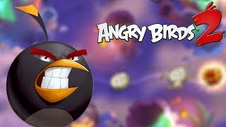 Angry Birds 2 - Rovio BAMBOO FOREST SNOTTING HILL 281 LEVEL Walkthrough