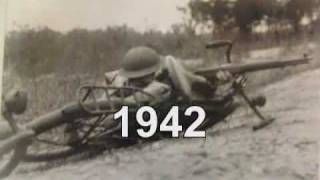 U.S. Airborne Light Bicycle Infantry in WW2