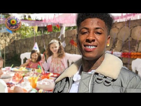 NBA Youngboy Baby Birthday Party Goes Viral