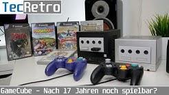 Nintendo GameCube - Nach 17 Jahren noch spielbar? | Brauchen wir eine GameCube-Mini? | TecRetro | 4K
