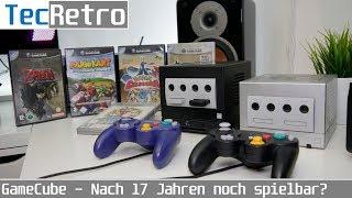 Nintendo GameCube - Nach 17 Jahren noch spielbar?   Brauchen wir eine GameCube-Mini?   TecRetro   4K