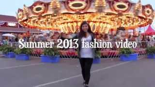 Summer 2013 fashion video Thumbnail
