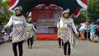 Juara 1 tari Nusantara
