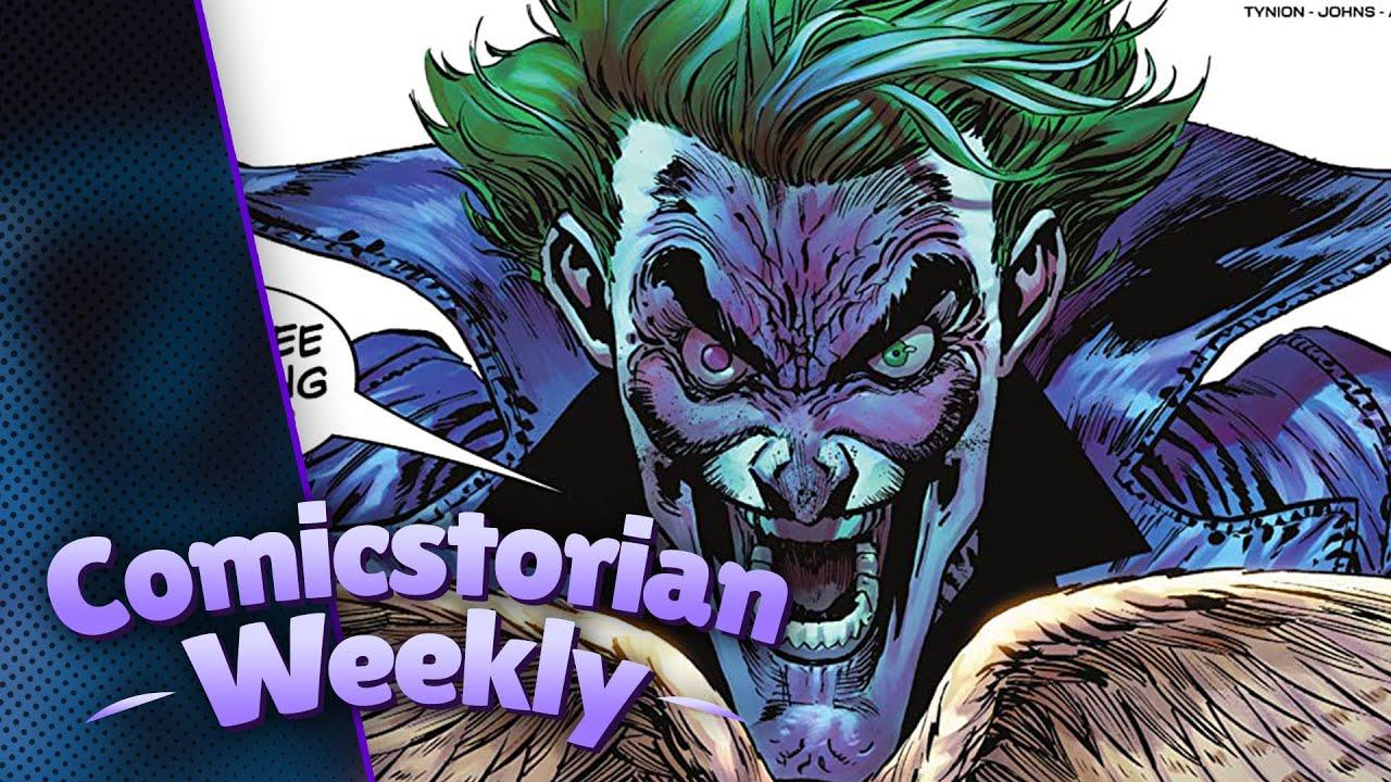 Comicstorian Weekly 6/10/21 - Absolute Comics