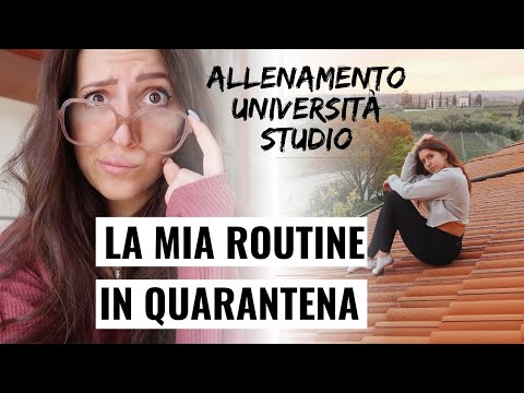la-mia-routine-in-quarantena-|-studio,-allenamento,-università-|-prep-ep.5