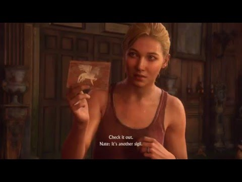 Uncharted 4: A Thief's End  New Devon: ''It's Them'' Libertalia Founders Poisoned Cut PS4