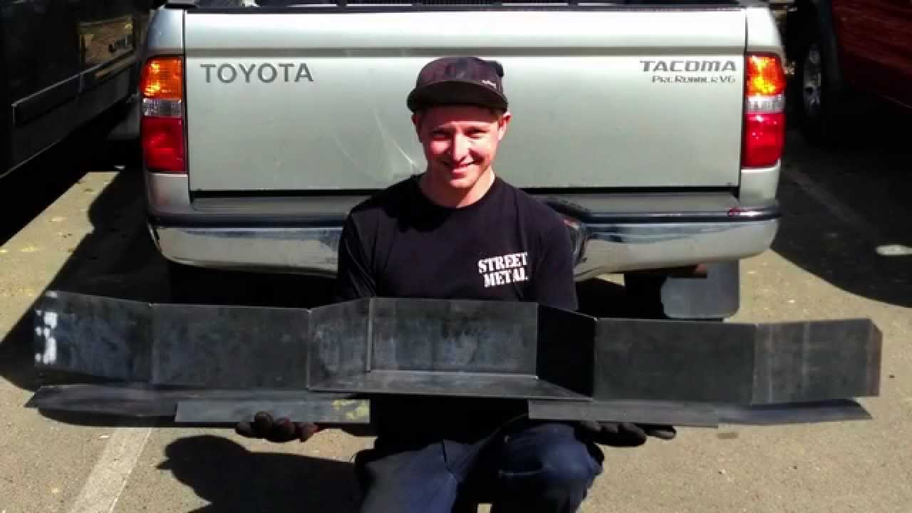 Introducing Mad Max Bumpers Diy Kit Youtube