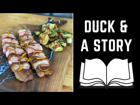 Duck & A Story #shorts