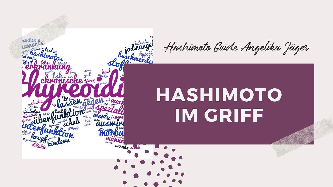 Angelika Jager willkommen im neuen videokanal endlich hashimoto im griff