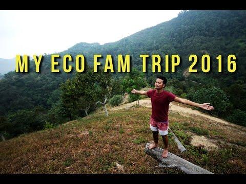Eco-Tourism Destinations in Pahang & Putrajaya #MyEcoFamTrip2016