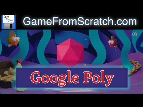 Google Poly -- Free 3D Models