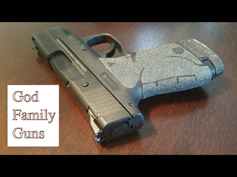 Top 5 CCW Single Stack 9mm