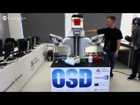 OSD demo extracting DNA