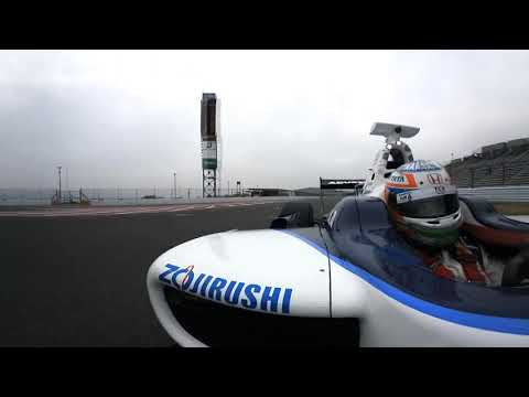 Get on board with Narain Karthikeyan for a lap of Fuji Speedway - 360° Video Experience