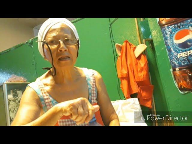Dolan neng pasar gede Suriname, ono wong keturunan Ambon Djawa buka warung
