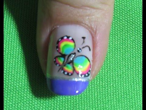 Decoracion de u as mariposa como pintar una mariposa - Decoracion con mariposas ...
