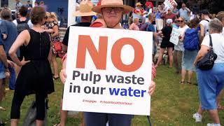 #NOPIPE Rally - July 6th 2018 - Pictou, Nova Scotia
