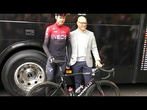 Ciclismo: Froome cade al Delfinato, salterà il Tour de France