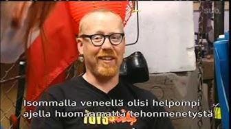 Myytinmurtajat 19.4.20016  sub tv part 1 Разрушители легенд MythBusters