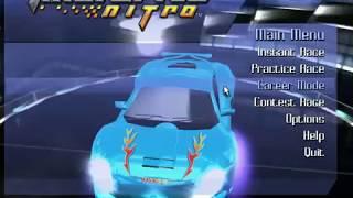 Final Drive Nitro: Rage Engine Mod/New Class A Race