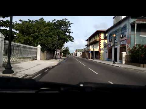 TOUR 242: The Real Bahamas - Pt 9 (West Bay Street, Downtown Nassau, East Bay Street)