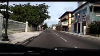 TOUR 242: The Real Bahamas - Pt 9 (West Bay Street, Downtown Nassau, East Bay Street)