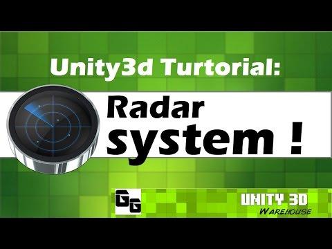 Unity 3d Free Radar system