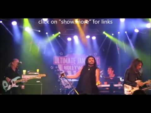 """supergroup SONS OF APOLLO live for first time cover Van Halen """"And the Cradle Will Rock""""!"""