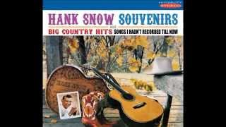HANK SNOW - A FOOL SUCH AS I (1960)