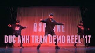 Duc Anh Tran Demo Reel '17
