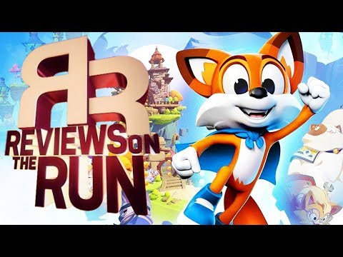Super Lucky's Tale Game Review - Reviews on the Run - Electric Playground