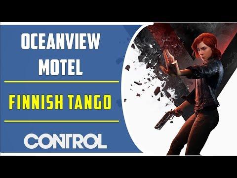 Oceanview Motel: Radio Puzzle | Finnish Tango | Control Game