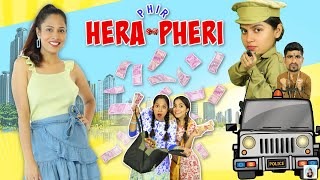 PHIR HERA PHERI - Rich vs Normal | ShrutiArjunAnand