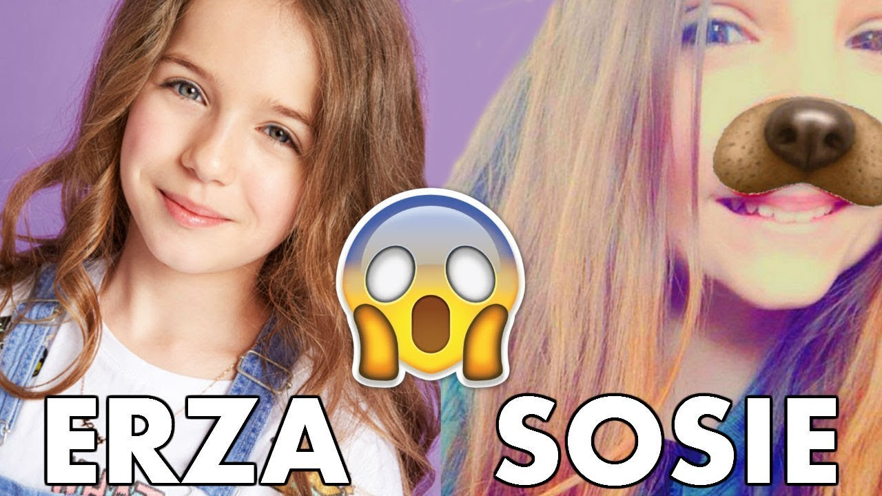 Bien connu LE SOSIE D'ERZA? - Kids united vibes - YouTube WT78