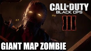 Call Of Duty Black Ops 3 : Giant Zombie avec Jojo et Toasty