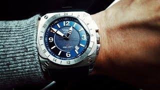 Авіатор Міг-29 за Гринвічем-Розпакування і руки на лумі (швейцарські годинники)