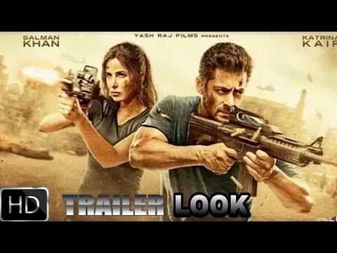 Tiger Zinda Hai Official Trailer | Look |...