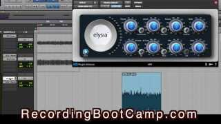 Compression: Before or after EQ? Recording Boot Camp