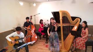 "We performed Piazzolla's famous Tango track ""Adios Nonino"". Hope yo..."