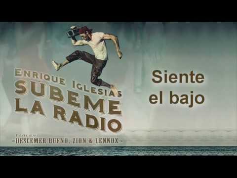 Download Enrique Iglesias - SUBEME LA RADIO Animated Lyric Video ft  Descemer Bueno, Zion & Lennox