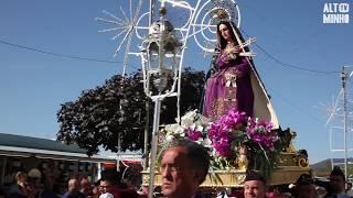 Procissão em Honra de Nossa Senhora das Dores | Altominho TV