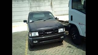 Review Isuzu Panther Pick Up manual 5speed 2018 Indonesia