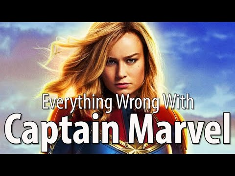 Everything Wrong With Captain Marvel In 16 Minutes Or Less